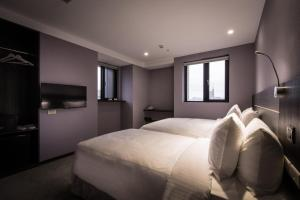 Yi Su Hotel-Taipei Ningxia, Szállodák  Tajpej - big - 9