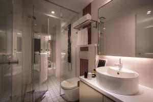 Yi Su Hotel-Taipei Ningxia, Szállodák  Tajpej - big - 49