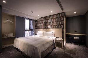 Yi Su Hotel-Taipei Ningxia, Szállodák  Tajpej - big - 50