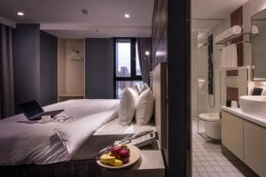 Yi Su Hotel-Taipei Ningxia, Szállodák  Tajpej - big - 51