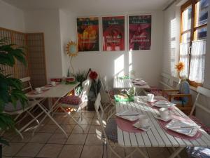 Pension Ins Fischernetz, Penzióny  Meersburg - big - 30