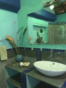 The Secret Garden Goa, Проживание в семье  Saligao - big - 4
