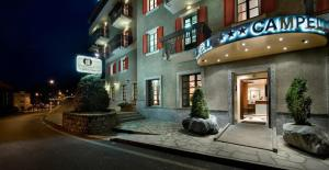 Nearby hotel : Hotel Campelli