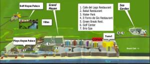 Mayan Playa Departamento Copan 5 Recamaras PB