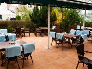 Hotel a Restaurace U Hrnčíře