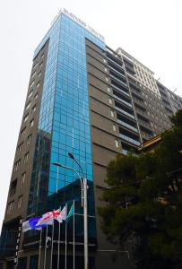 Buissnes Center 7, Apartmány  Tbilisi City - big - 10
