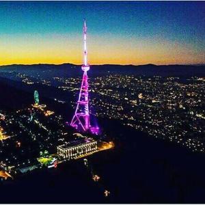 Buissnes Center 7, Apartmány  Tbilisi City - big - 20