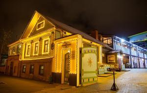 Казань - Tatarskaya Usadba