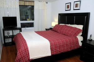 JJ Furnished Apartments Downtown Toronto: Entertainment District Element, Apartmány  Toronto - big - 10