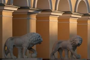 Отель Four Seasons Lion Palace - фото 3