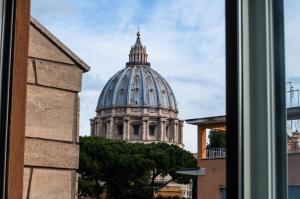 Vatican Balcony