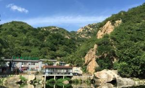 Yijie Hotel Huairou Shentangyu