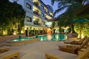 Baan Souy Resort, Rezorty  Pattaya South - big - 64