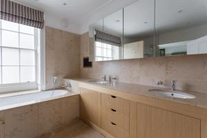 onefinestay - Marylebone private homes II, Апартаменты  Лондон - big - 66
