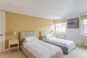 onefinestay - Marylebone private homes II, Апартаменты  Лондон - big - 70