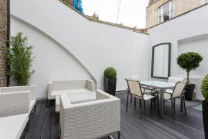 onefinestay - Marylebone private homes II, Апартаменты  Лондон - big - 71