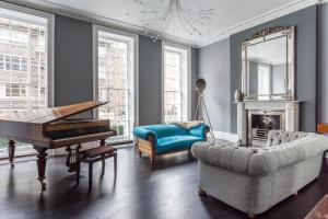 onefinestay - Marylebone private homes II, Апартаменты  Лондон - big - 45