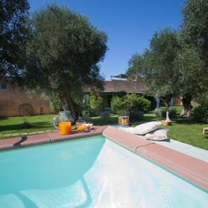 Masseria Li Foggi, Vidiecke domy  Gallipoli - big - 75
