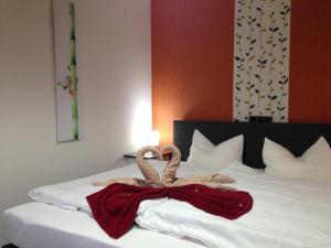 Hof von Oldenburg, Hotely  Tossens - big - 55