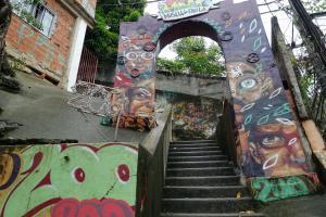 Pousada Favela Cantagalo, Penzióny  Rio de Janeiro - big - 31
