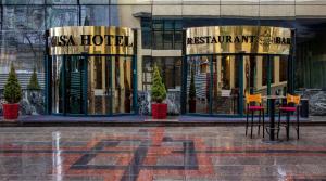 Elsa Hotel, Hotels  Skopje - big - 21