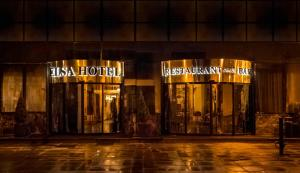 Elsa Hotel, Hotels  Skopje - big - 25