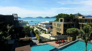 Fon Apartment at The Pixels Condominium - Panwa Beach