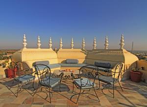 Alsisar Mahal- Heritage Hotel, Hotel  Alsīsar - big - 73