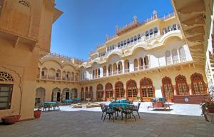 Alsisar Mahal- Heritage Hotel, Hotel  Alsīsar - big - 14