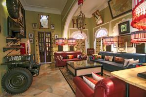 Alsisar Mahal- Heritage Hotel, Hotel  Alsīsar - big - 19