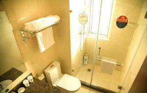 GreenTree Inn Beijing Miyun Changcheng Huandao Express Hotel, Szállodák  Mijün - big - 20
