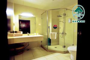 GreenTree Inn Beijing Miyun Changcheng Huandao Express Hotel, Szállodák  Mijün - big - 18
