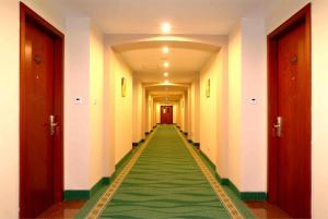 GreenTree Inn Beijing Miyun Changcheng Huandao Express Hotel, Szállodák  Mijün - big - 12