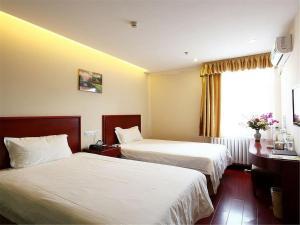 GreenTree Inn Beijing Miyun Changcheng Huandao Express Hotel, Szállodák  Mijün - big - 2