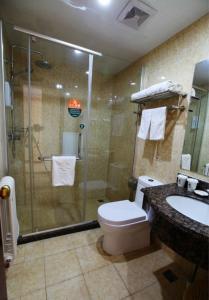 GreenTree Inn Beijing Miyun Changcheng Huandao Express Hotel, Szállodák  Mijün - big - 8