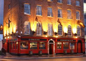The Ferryman Townhouse, Szállodák  Dublin - big - 1