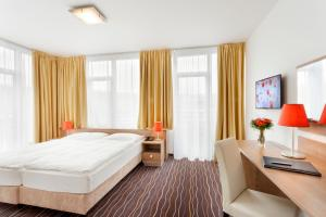 Akcent hotel, Hotels  Prag - big - 1