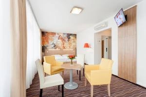 Akcent hotel, Hotels  Prag - big - 26
