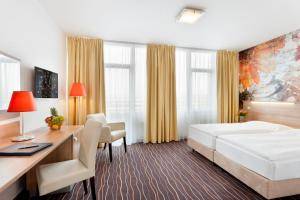 Akcent hotel, Hotels  Prag - big - 25