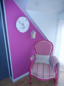 Le Gite Des Poules Rousses, Prázdninové domy  Choussy - big - 20