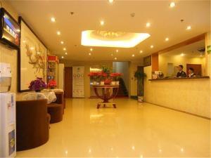 Greentree Inn Beijing Miyun Xinzhong Street Business Hotel, Szállodák  Mijün - big - 24