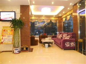 Greentree Inn Beijing Miyun Xinzhong Street Business Hotel, Szállodák  Mijün - big - 23