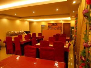 Greentree Inn Beijing Miyun Xinzhong Street Business Hotel, Szállodák  Mijün - big - 22