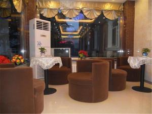 Greentree Inn Beijing Miyun Xinzhong Street Business Hotel, Szállodák  Mijün - big - 21