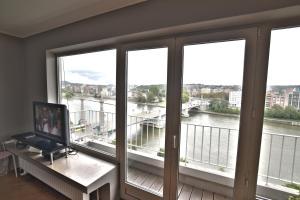 Pont des anges, Апартаменты  Льеж - big - 18