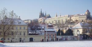 Апартаменты Apartment Bílá Hora, Прага