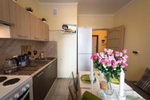Izumrudnye Holmy 1, Apartmány  Krasnogorsk - big - 6