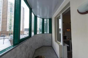Izumrudnye Holmy 1, Apartmány  Krasnogorsk - big - 9
