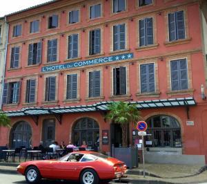 obrázek - Hôtel du Commerce