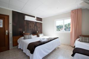 Hostal Guilleumes, Vendégházak  Monistrol - big - 16